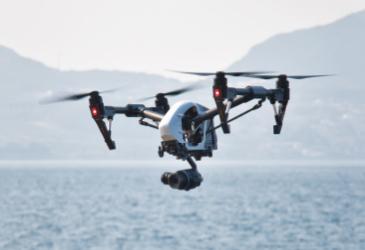 ドローン空撮で特殊撮影動画も作成可能